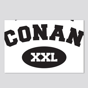 propertyofconanWHITE [Con Postcards (Package of 8)